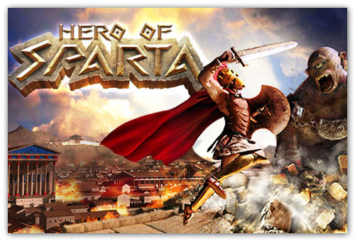 Hero of Sparta is an action game for everyone.
