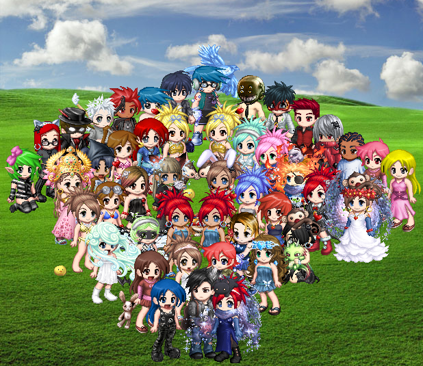 Create a GaiaOnline avatar today!